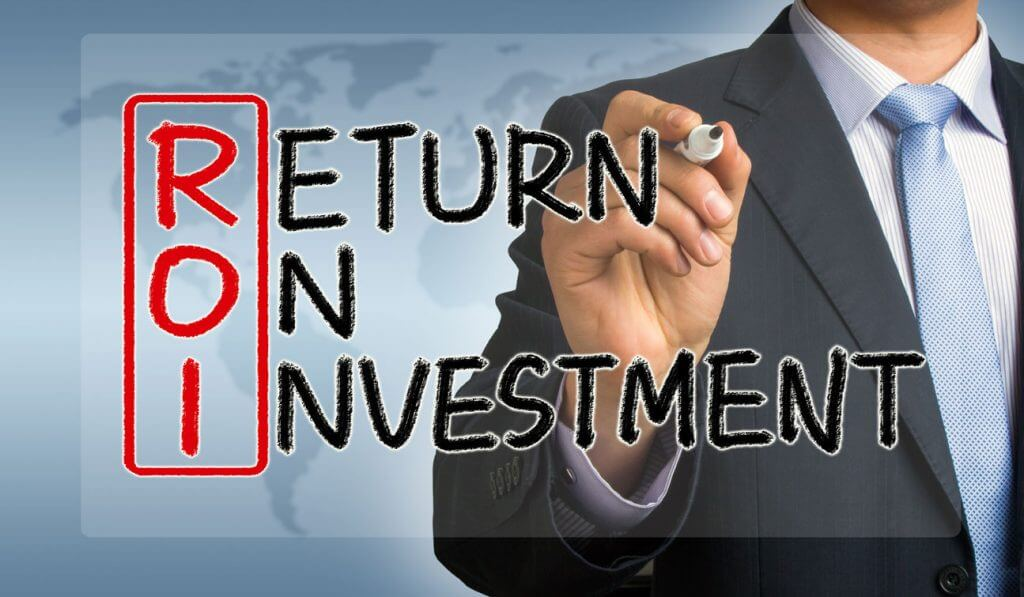 ROI return on investment2