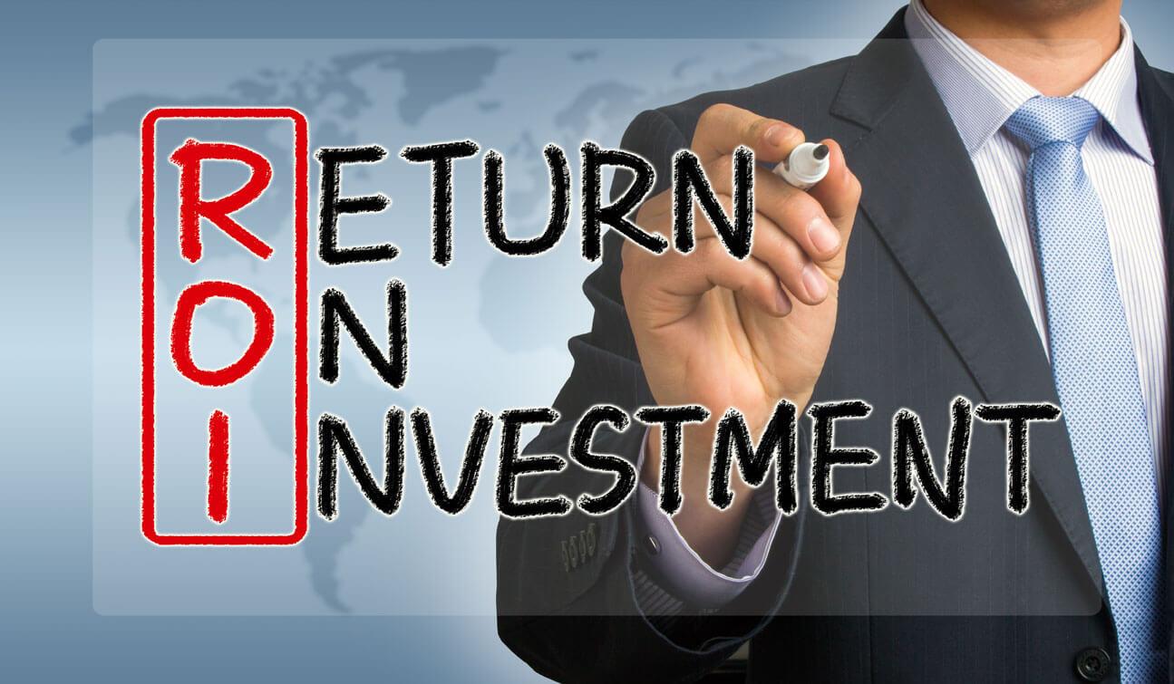 ROI return on investment2